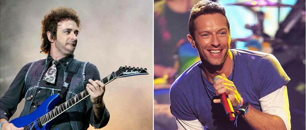 "VIDEO| Coldplay interpretó ""De Música Ligera"" en homenaje a Soda Stereo"