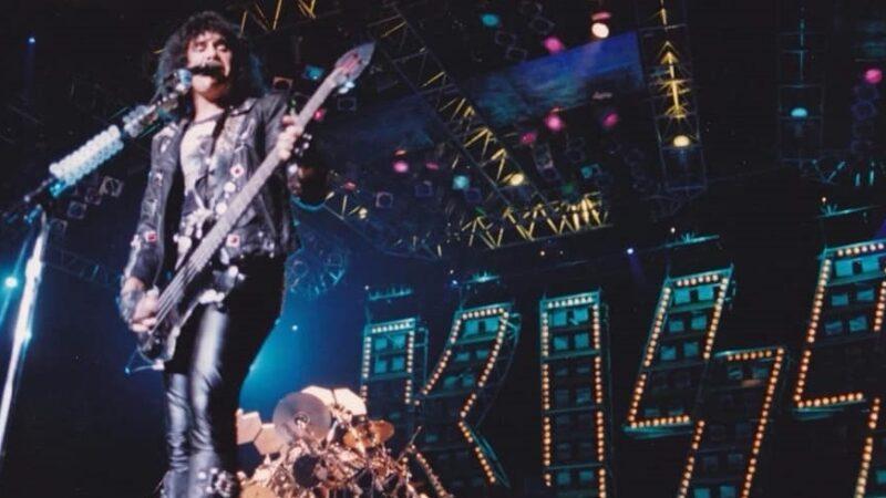 NR En Vivo: Tokio 1988, Kiss de regreso a la globalidad
