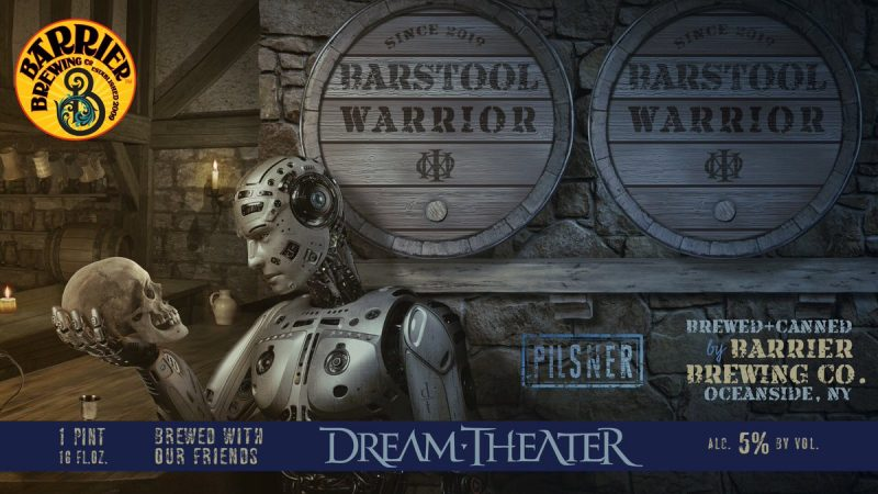 "Dream Theater presenta video animado para su single ""Barstool Warrior"""