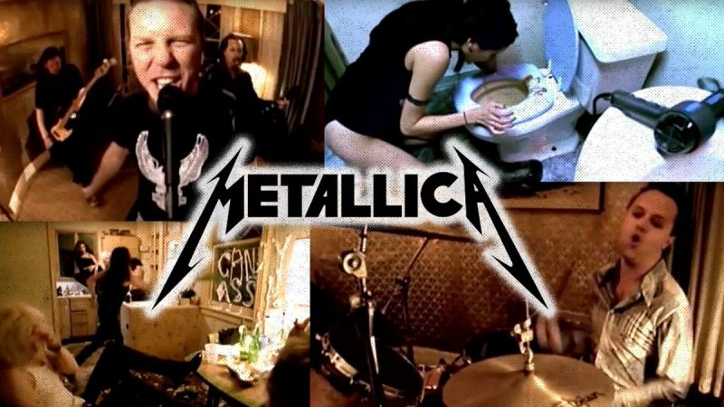 "Videografía Rock: ""Whiskey in the Jar"" – Metallica"