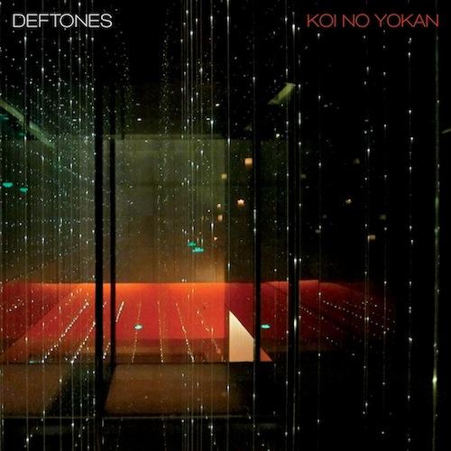 """Escucha COMPLETO """"Koi No Yokan"""", el nuevo disco de Deftones vía streaming"""