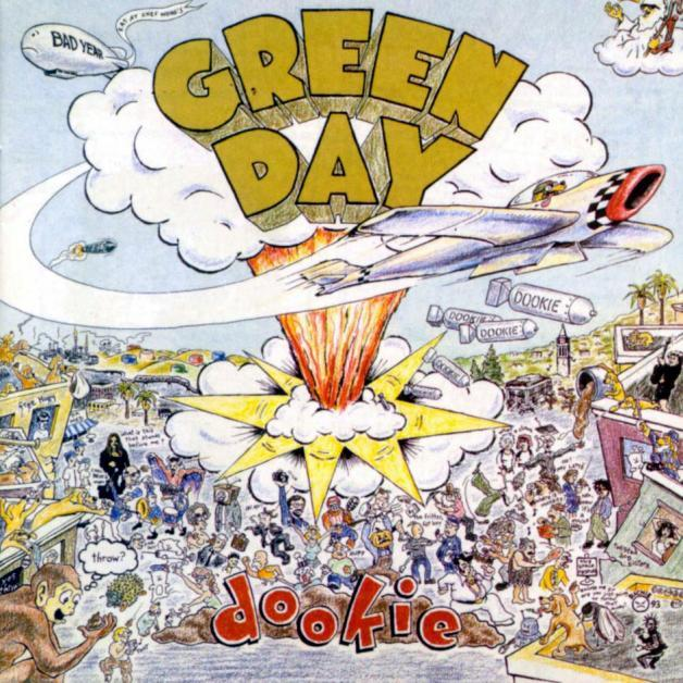 "Disco Inmortal: ""Dookie""- Green Day (1994)"