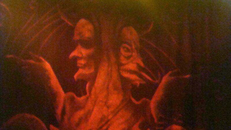Opeth en Chile: El huerto del diablo en el Caupolicán