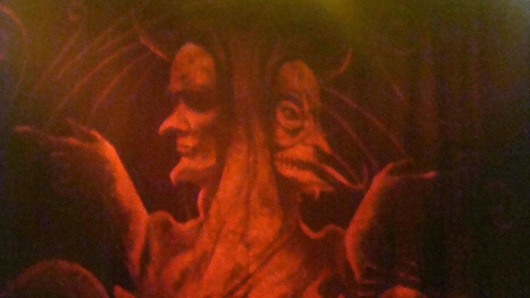 Opeth en Chile : El huerto del diablo en el Caupolicán