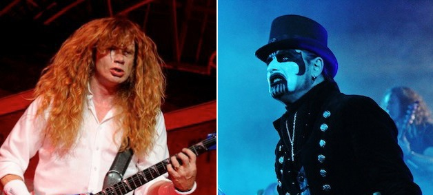 Confirmado: Megadeth y King Diamond encabezan nueva versión de Santiago Gets Louder