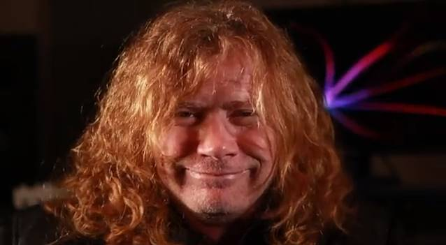 "Dave Mustaine: ""La Marihuana me ayudó a vencer el cáncer"""
