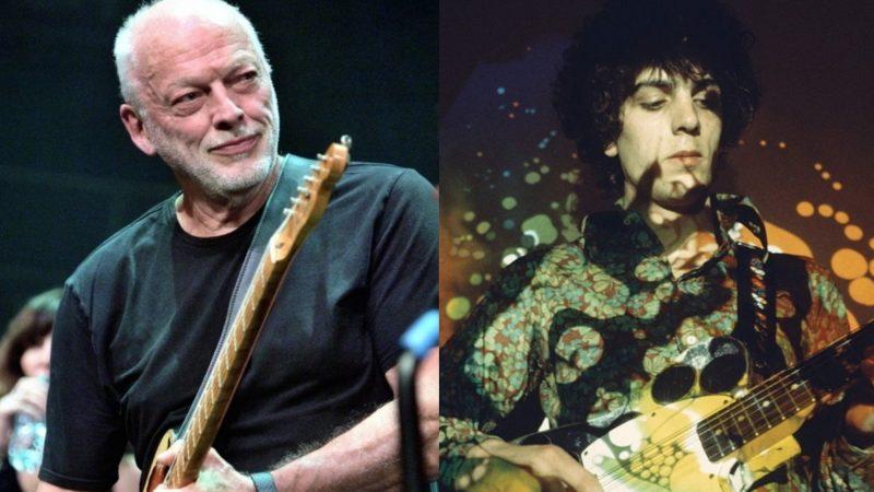 VIDEO: Mira a David Gilmour interpretar canciones de Syd Barrett desde su casa