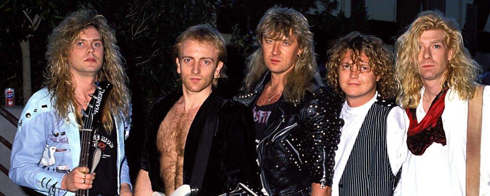 Conciertos que hicieron historia: Def Leppard, Hysteria Tour: Live in Mountain View (1988)