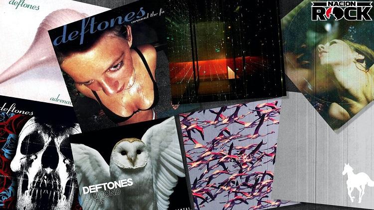 Así será el torneo que elegirá la mejor canción de Deftones en Nación Rock
