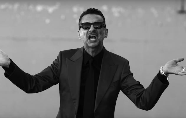 """Depeche Mode hace un llamado a la revolución en su nuevo video """"Where's the Revolution?"""""""