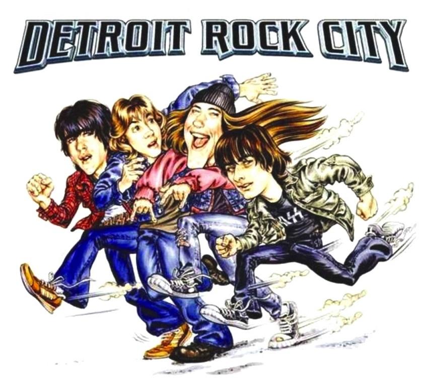 Detroit Rock City: todo por un concierto