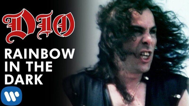 """Videografía Rock: """"Rainbow in the Dark"""" – Dio"""