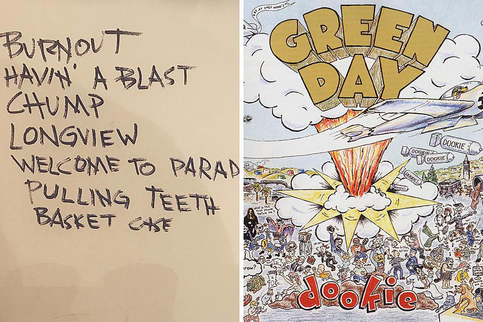 """Green Day prepara un anuncio para celebrar los 25 años de su álbum """"Dookie"""""""