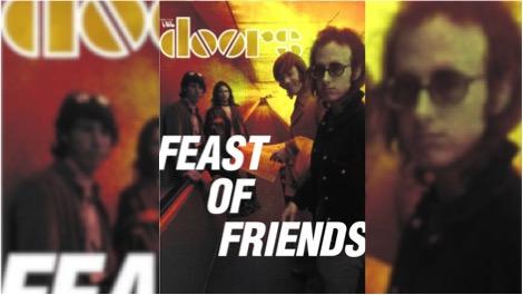 """Se lanzará """"Feast of Friends"""" el documental perdido de The Doors hecho por la propia banda"""
