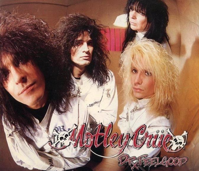 "Cancionero Rock: ""Dr. Feelgood"" – Mötley Crüe (1989)"