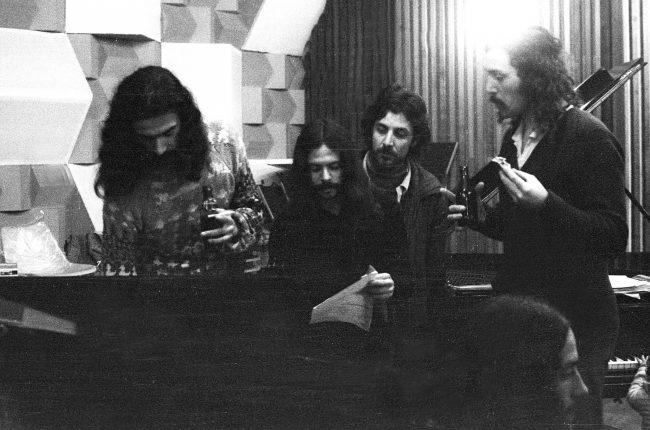 """Cancionero Rock: """"Dónde estabas tú""""-Los Jaivas  (1973)"""
