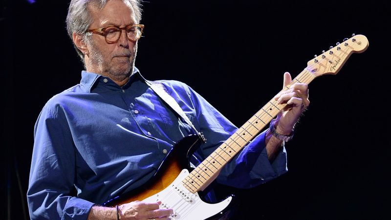 ¡Feliz cumpleaños Eric Clapton! Revisamos cinco grandes performances en vivo