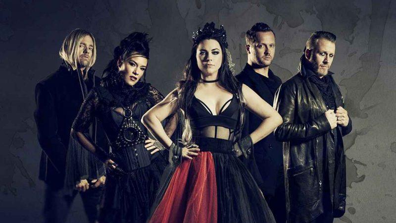 """Evanescence lanzará en marzo su nuevo álbum """"The Bitter Truth"""", escucha el nuevo single """"Yeah Right"""""""