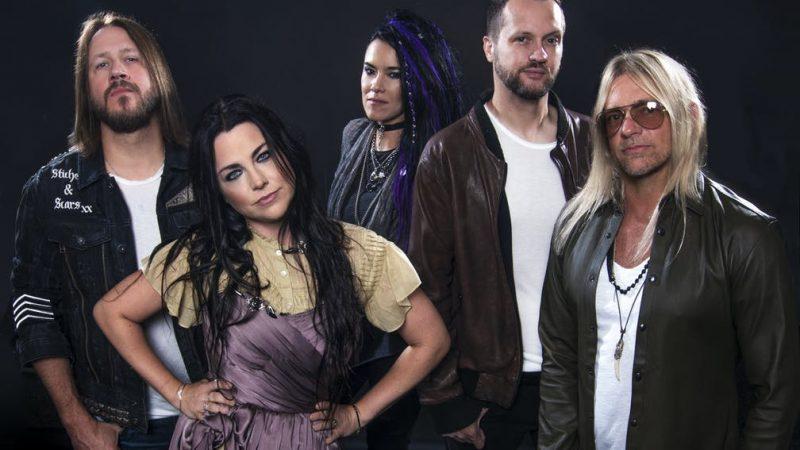 """""""The Bitter Truth"""": Evanescence anuncia su nuevo álbum de estudio"""