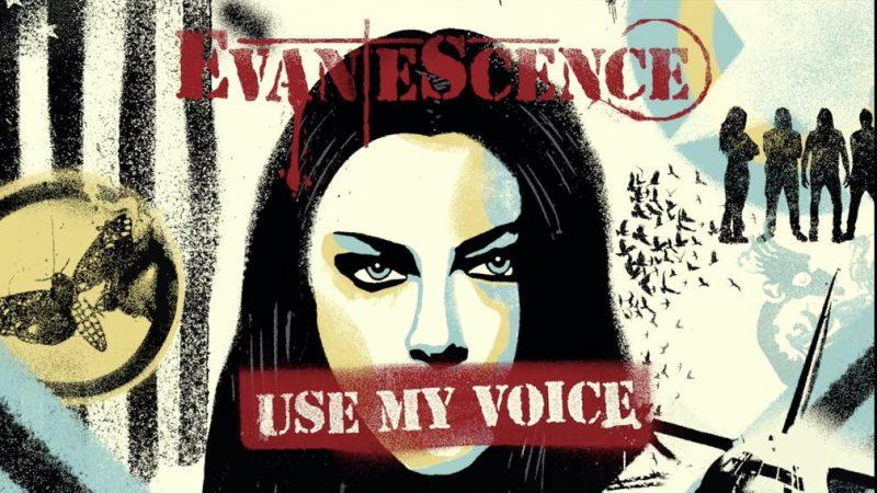 """Evanescence reúne a un team femenino de lujo en su nuevo single """"Use My Voice"""""""