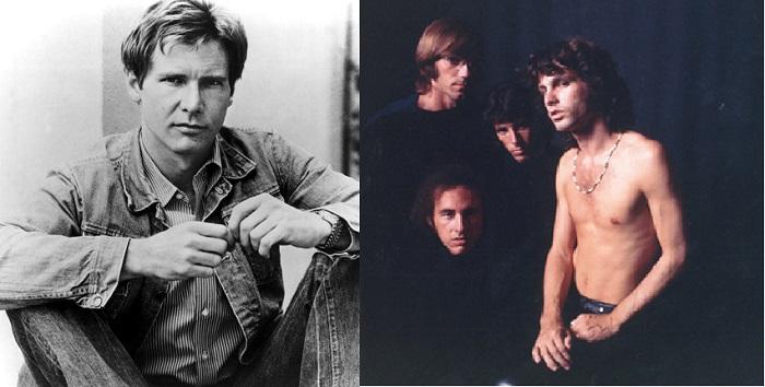Cuando Harrison Ford fue dealer y montajista de The Doors