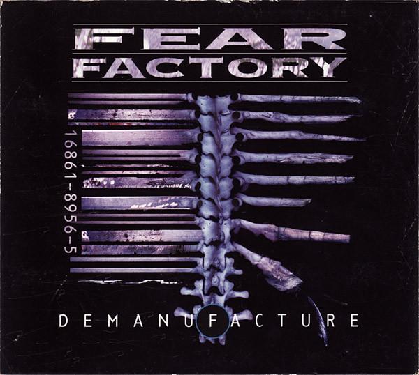 Disco Inmortal: Fear Factory – Demanufacture (1995)