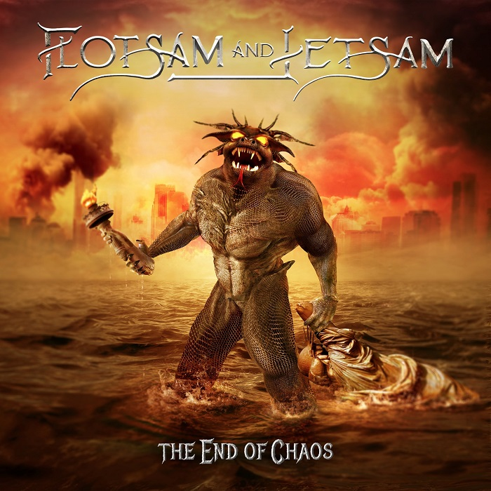 """Flotsam and Jetsam: """"The End of Chaos"""" (2019)"""
