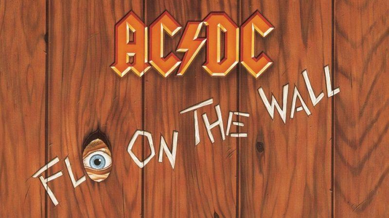 """""""Fly on the Wall"""": AC/DC disminuido a mediados de los 80's"""