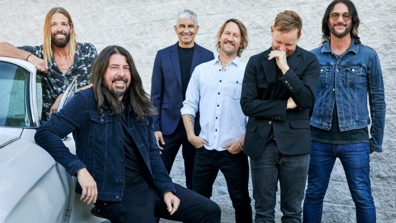 Foo Fighters entrará al Rock And Roll Hall of Fame 2021