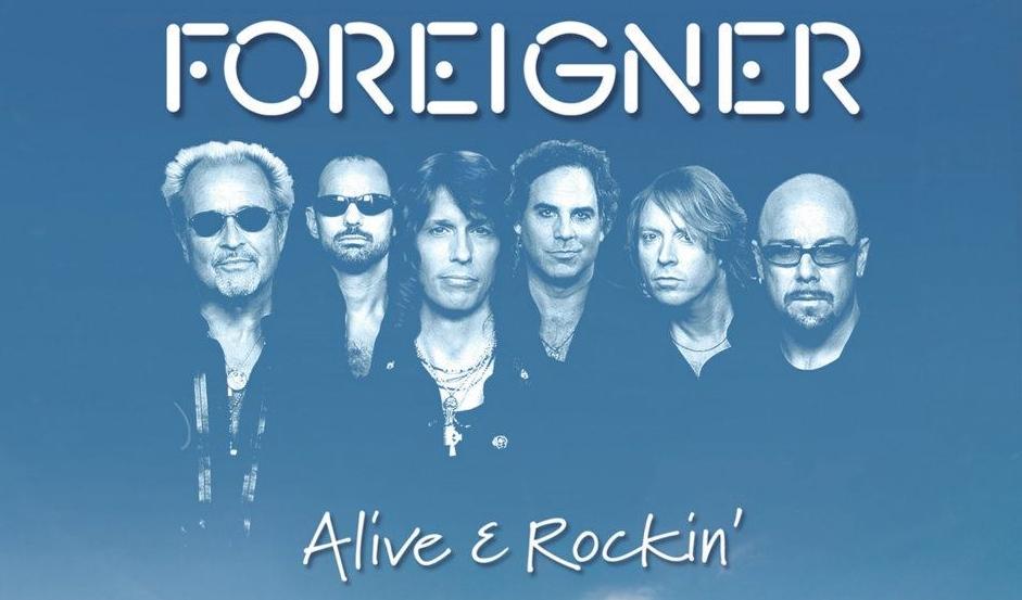 Conciertos que hicieron historia: Foreigner – Alive & Rockin' (2006)