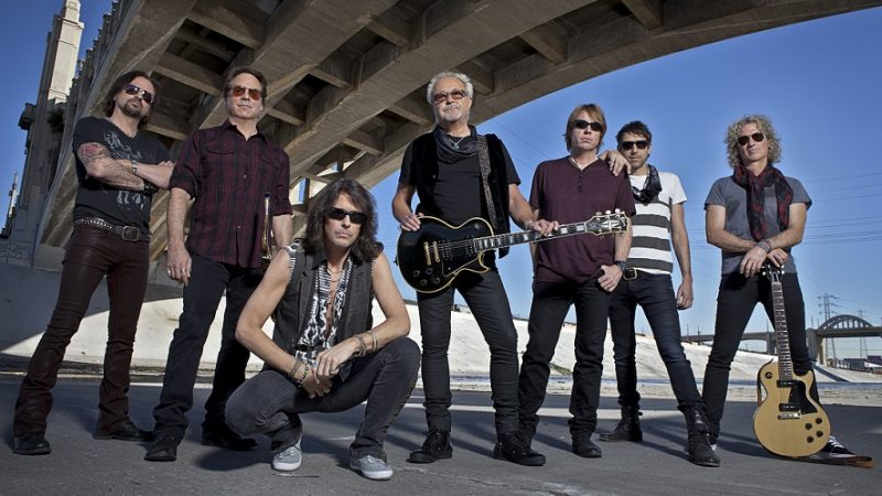 Confirmado: Foreigner regresan a Chile repasando los éxitos de su carrera