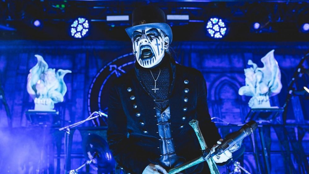 "King Diamond revela detalles y trailer de ""Songs for the Dead Live"", su nuevo DVD en vivo"