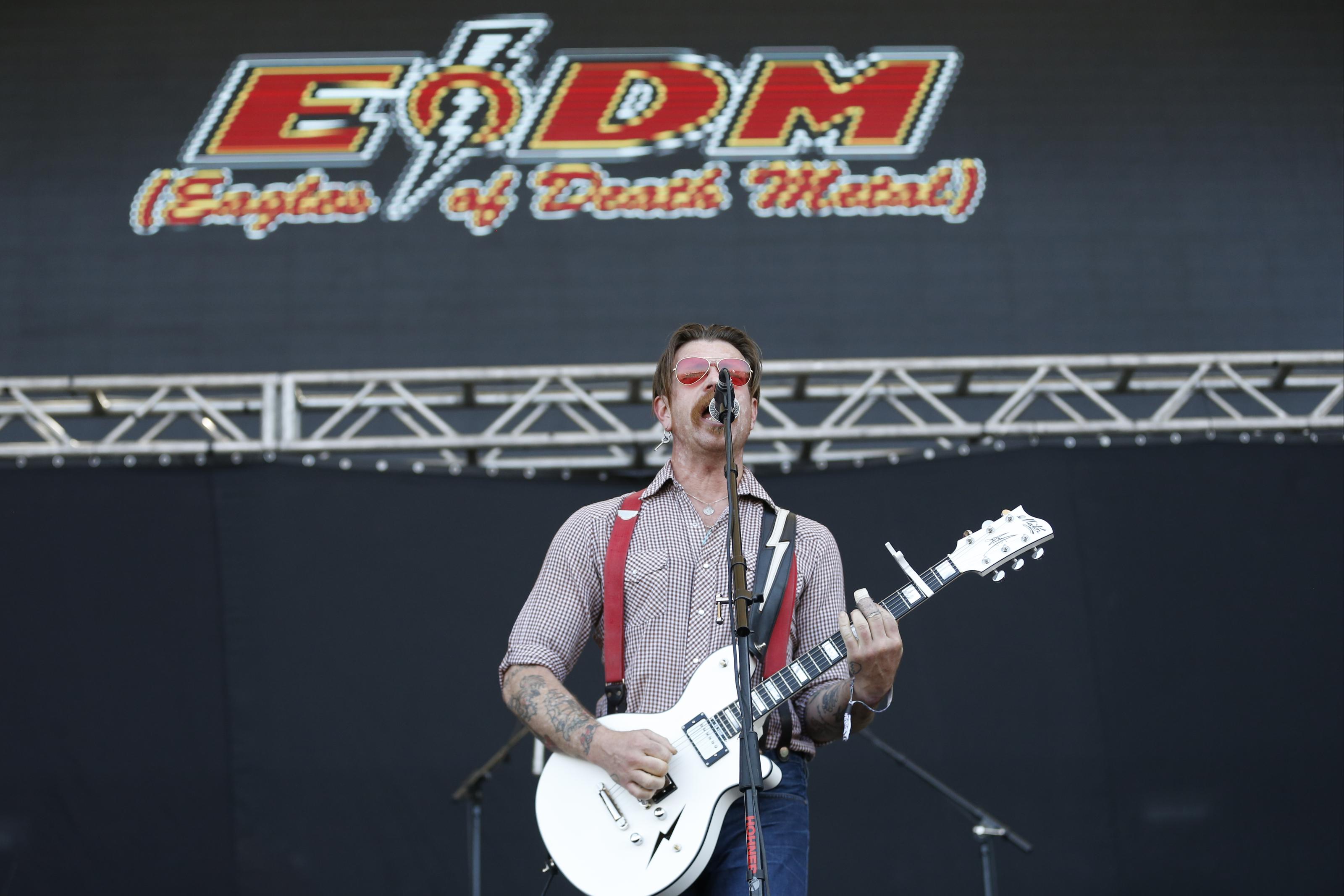 Eagles of Death Metal en Lollapalooza 2016: Dejando atrás la paranoia
