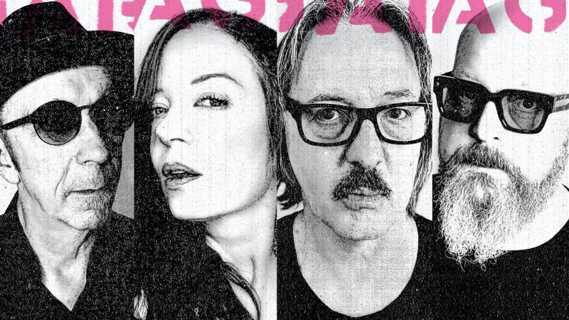 """Garbage presenta nuevo single de su próximo álbum, escucha """"No Gods No Masters"""""""