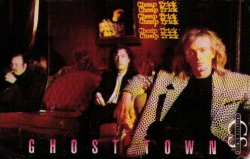 "Cancionero Rock: ""Ghost Town"" – Cheap Trick (1988)"