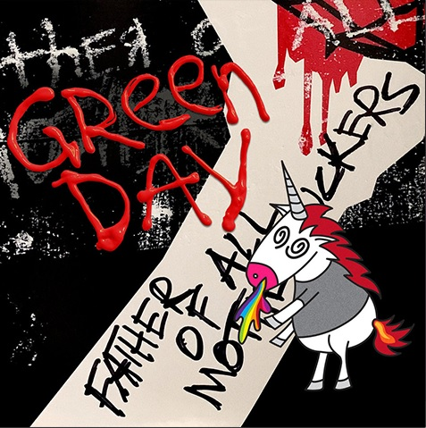 "Green Day: ""Father of All Motherfuckers"" (2020)"