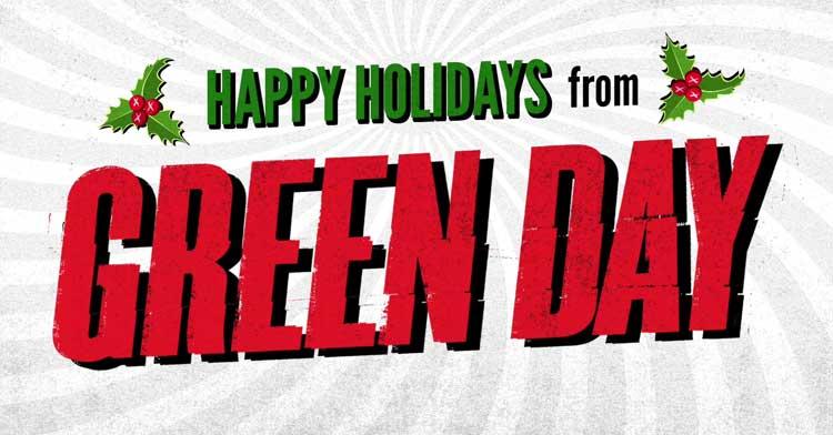 Green Day ofrecen nuevo sencillo navideño, escucha ''Xmas Time of the Year'
