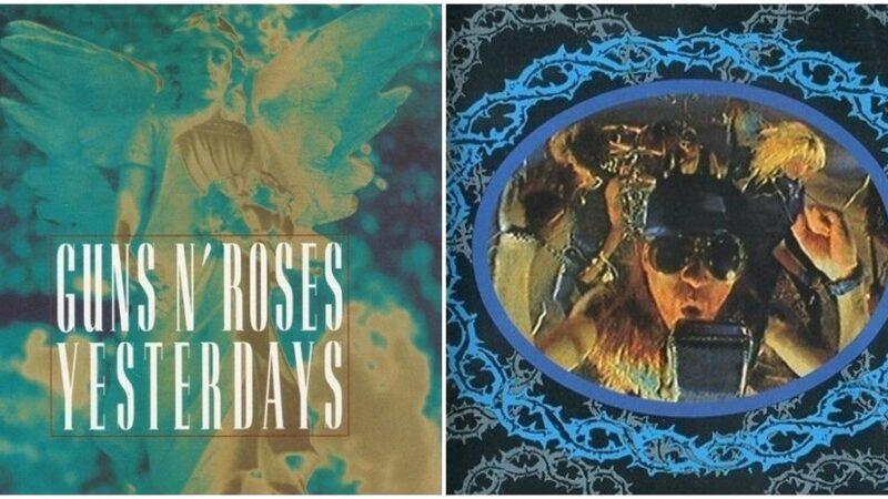 """Videografía Rock: """"Yesterdays"""" / """"Garden of Eden"""" – Guns N' Roses"""
