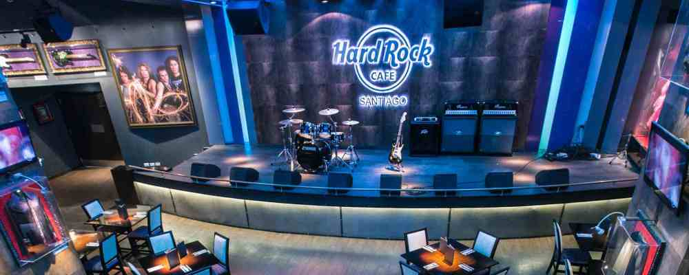 Se realizará evento rockero a favor de damnificados de Valparaíso en el Hard Rock Café