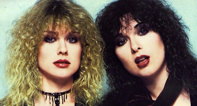 Realizarán película sobre Heart, la banda de las hermanas Ann y Nancy Wilson
