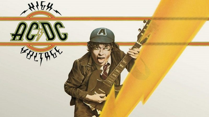 """High Voltage"": AC/DC saliendo de las fronteras australianas"