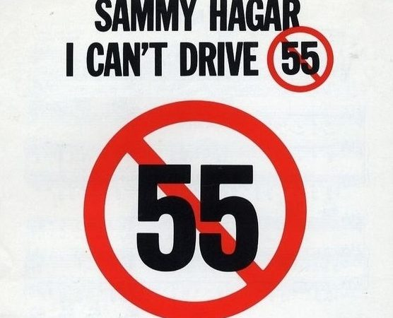 "Cancionero Rock: ""I Can't Drive 55"" – Sammy Hagar (1984)"