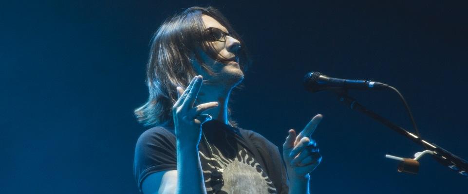 Steven Wilson en Chile: Progresiva Sinestesia