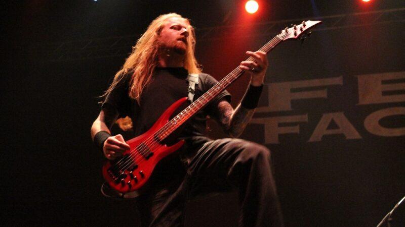 Fear Factory en Metal Fest 2012: El factor industrial