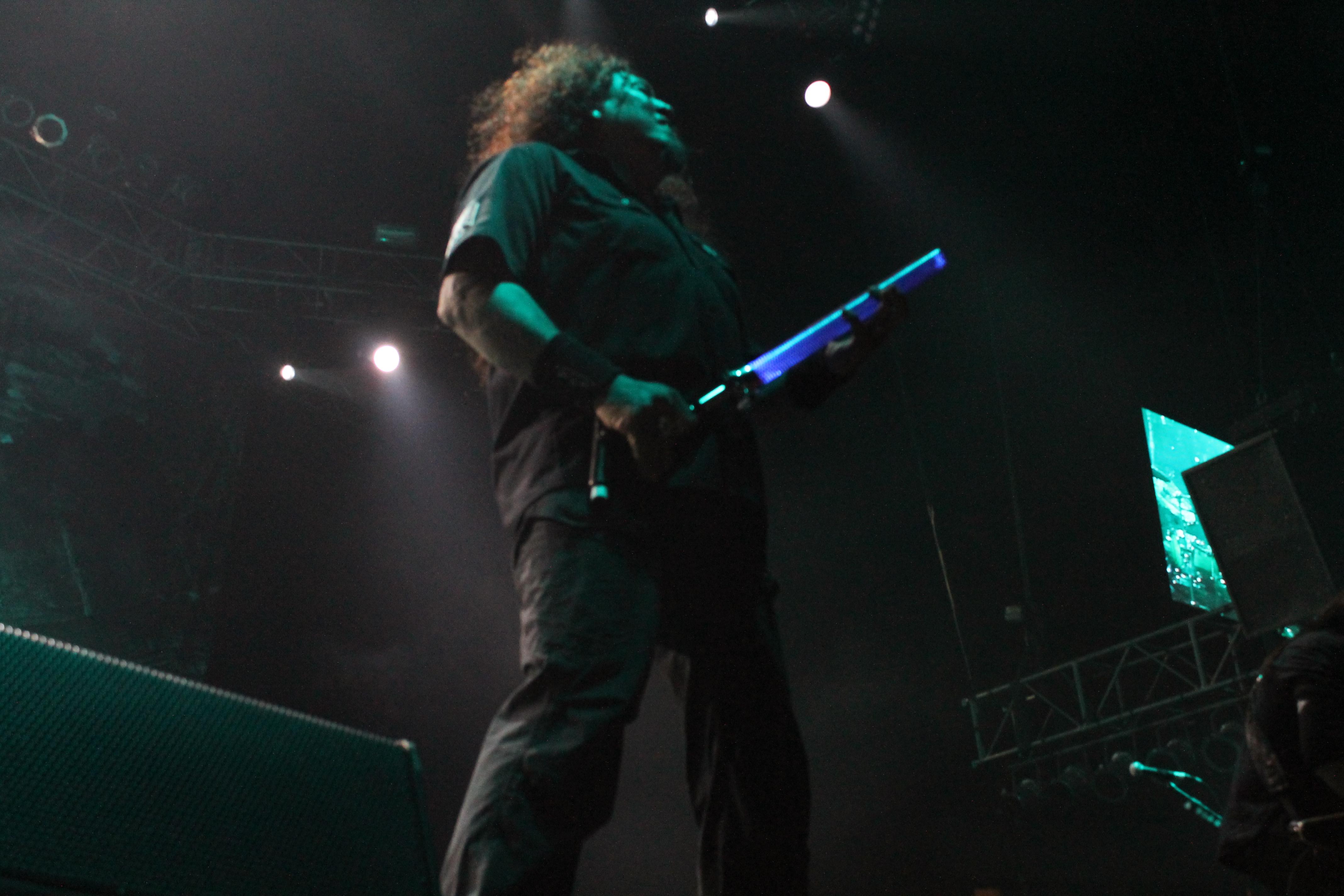 """Metal Fest 2012 : Testament """"Una hora en el infierno"""""""