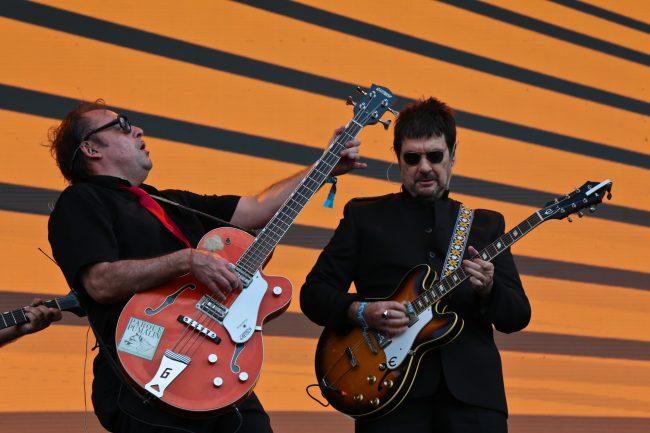 Los Tres en Lollapalooza: Barriendo el Sol
