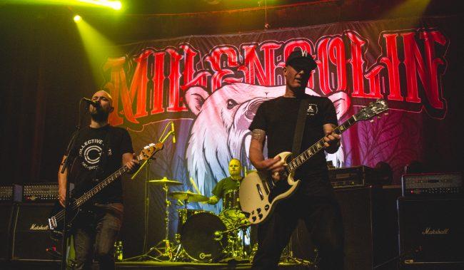 """Millencolin estrena nuevo video de """"SOS"""" adelanto de su próximo disco"""