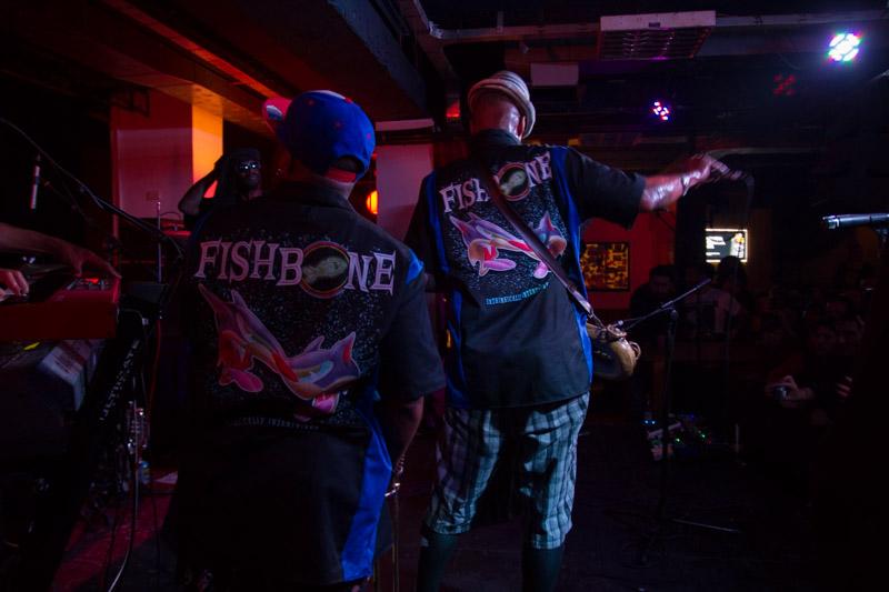 Fishbone en Chile: Fiesta Inferno en la Zona Cero