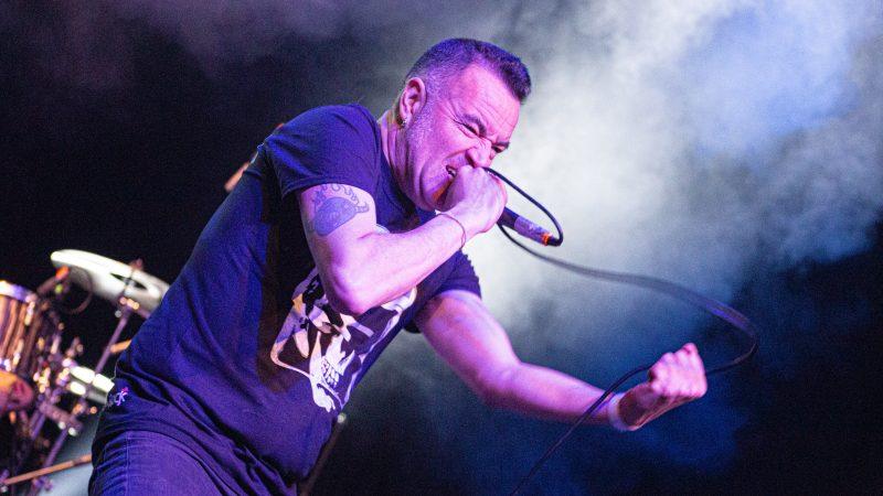 Sudamerican Rockers: Fiskales Ad-Hok puso la cuota de punk a un festival de ritmos latinos