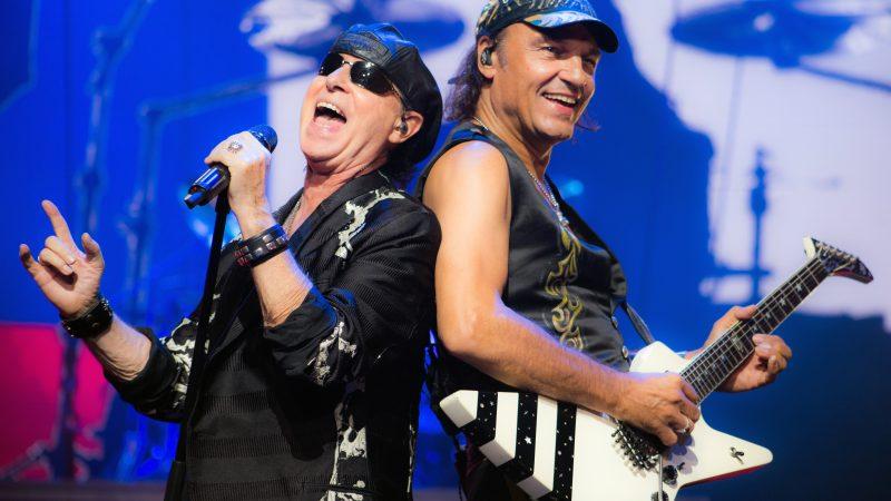 Scorpions y Whitesnake en Chile: clásicos inagotables